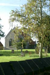 photograph of St Mary Hoo Parish Church